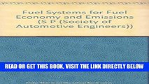 [FREE] EBOOK Fuel Systems for Fuel Economy and Emissions (S P (Society of Automotive Engineers))