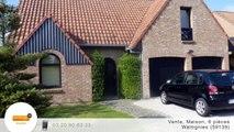 A vendre - Maison/villa - Wattignies (59139) - 6 pièces - 116m²