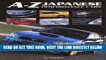 [FREE] EBOOK A-Z Japanese Performance Cars ONLINE COLLECTION