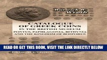 [FREE] EBOOK Catalogue of Greek Coins in the British Museum. Pontus, Paphlagonia, Bithynia, and