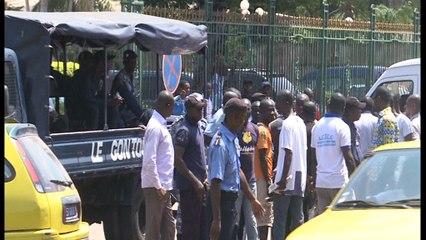 Transport/Cocody: Grève des chauffeurs de woro-woro