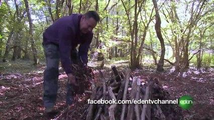 Bushcraft: Building a Shelter