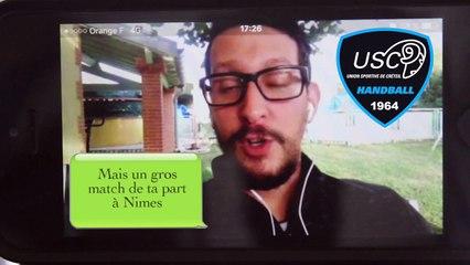 La Cam de l'Adversaire : Yassine Idrissi (Toulouse)