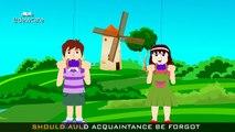 Edewcate english rhymes - Auld Lang Syne nursery rhyme