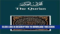 PDF The Qur an: English translation and Parallel Arabic text Full