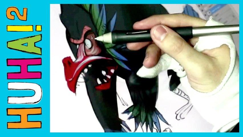 Condor Ape Speed Art | New Eden Behind the Scenes