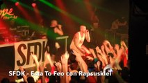 SFDK- Esta To Feo con Rapsusklei [Sala Penelope Madrid]