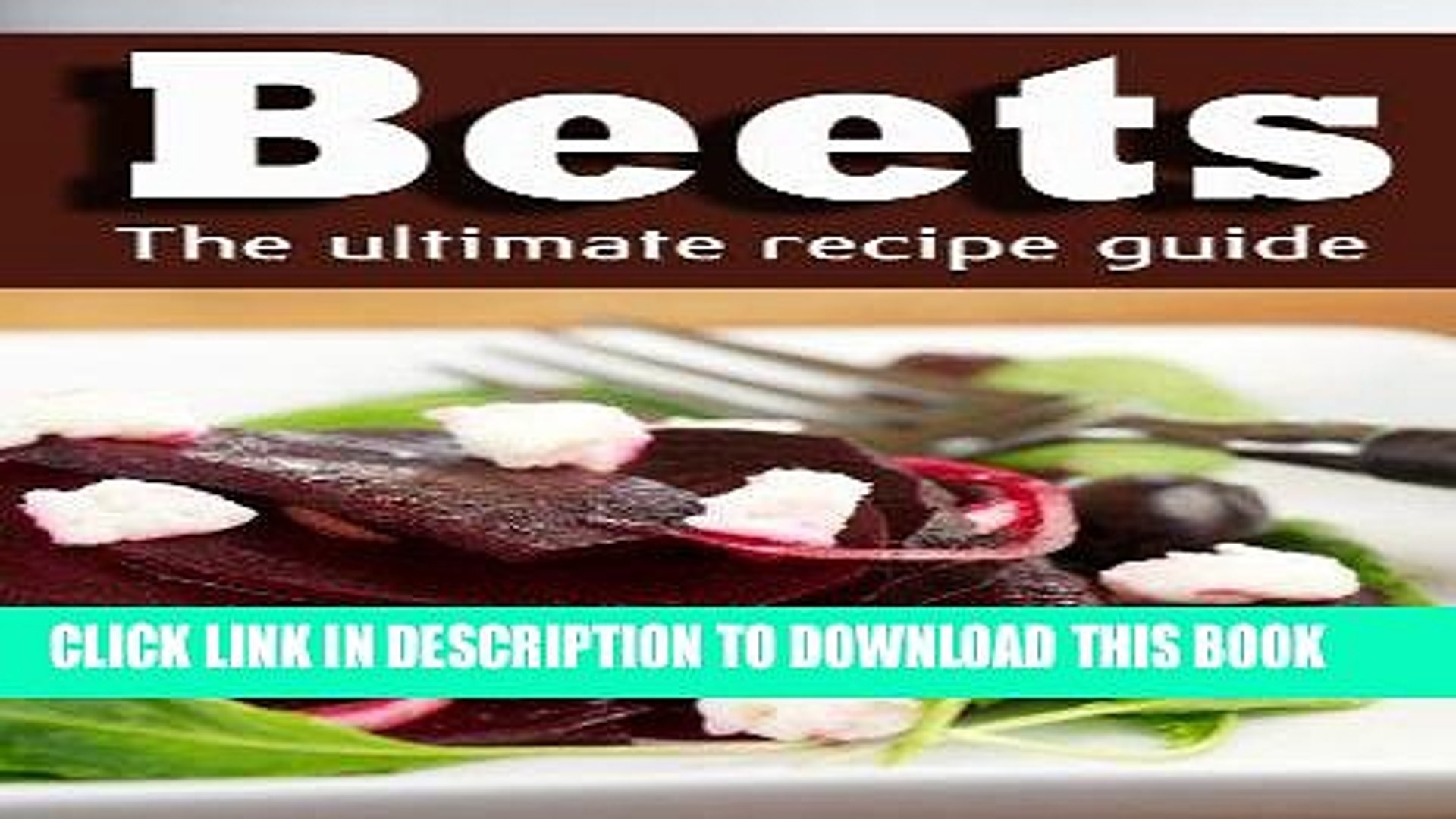 Best Seller Beets: The Ultimate Recipe Guide! Free Read