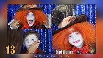 Make Up Halloween Simple Hijab.Scary Halloween Makeup Tutorials Special Effects Makeup