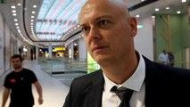 Ouverture du centre commercial d'Ikea à Bayonne : Stéphane Biarez, directeur adjoint, y attend les Béarnais