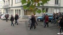 Brest. Une centaine de manifestants pour soutenir les policiers