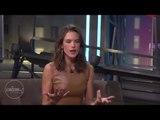 Alessandra Ambrosio Talks Kendall Jenner, Gigi Hadid and Victoria's Secret Fashion Show