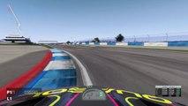NCS Round 6 Re-Run Donington BMW Z4 GT3