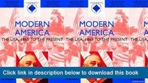 ~-~-~-oo~~ eBook Modern America: 1865 To The Present