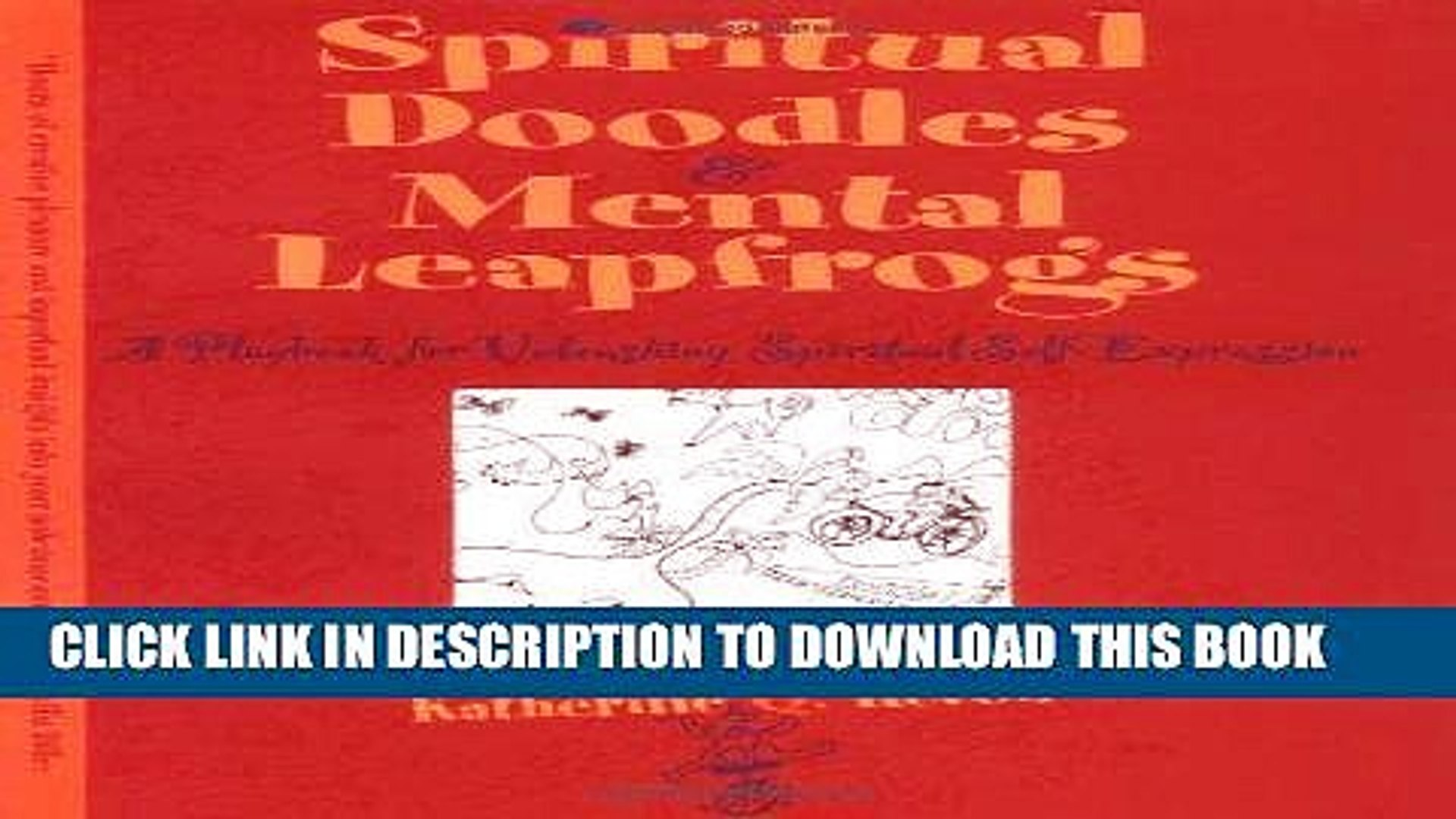 Best Seller Spiritual Doodles and Mental Leapfrogs: Playbook for Unleashing Spiritual Self
