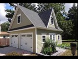 Custom Detached Garages in Lancaster PA | Amish Custom Garages Chester PA