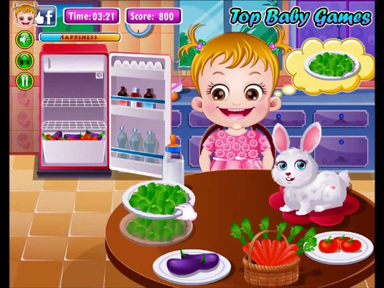 Baby Hazel Pet Care gameplay