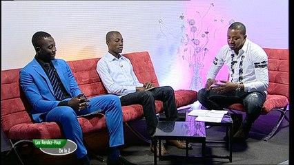 Les rendez vous de la RTI2 du 25 octobre 2016 avec Eric Sékongo partie1