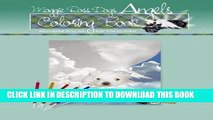 Best Seller Maggie Ross Dogs ANGELS Coloring Book: Wonderful Dog Art For You to Color (Maggie Ross