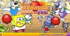 Spongebob Squarepants Team VS Others Cartoon Dodgers Full Tournament Nick Dodgers new
