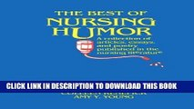 [FREE] EBOOK Best of Nursing Humor: A Collection of Articles, Essays, and Poetry Published in the