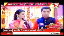 Kasam Tere Pyaar Ki - 12th April 2016 - ROMANCE To BLOOM Between