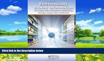 Big Deals  Electronically Stored Information: The Complete Guide to Management,  Understanding,