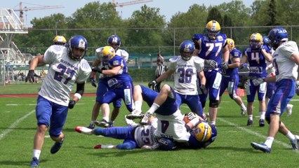 #slowmoTuesday: Graz Giants vs. Ljubljana Silverhawks - 28.5.2016