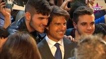 """Tom Cruise fait l'éloge de la scientologie, """"c'est une belle religion"""" (vidéo)"""