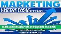 Best Seller Marketing: Unstoppable Online Marketing - Marketing Strategies   Business Growth (Web