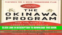 Ebook The Okinawa Program: How the World s Longest-Lived People Achieve Everlasting Health--and