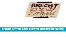 [FREE] EBOOK Brecht on Theatre: The Development of an Aesthetic BEST COLLECTION