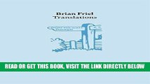 [FREE] EBOOK Translations: A Play (Faber Paperbacks) BEST COLLECTION