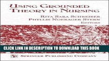 [FREE] EBOOK Using Grounded Theory In Nursing ONLINE COLLECTION