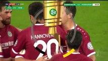 Felix Klaus Goal HD - Hannover 5-1 Dusseldorf - 26-10-2016 DFB Pokal