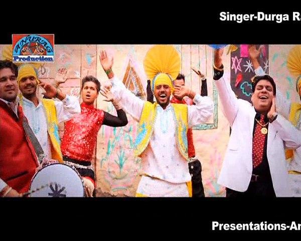 Sardari Bapu Di   Punjabi New Song 2016   Durga Rangeela   Anurag Production   Gobindas Punjabi Hits