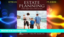 Big Deals  Estate Planning: A Plain English Guide to Wills and Trusts  Best Seller Books Most Wanted