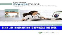 [READ] EBOOK Lippincott CoursePoint for Rosdahl s Textbook of Basic Nursing ONLINE COLLECTION