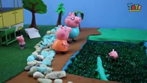 Peppa Pig - Compilation 24 min | Stop Motion Play Doh And Toys English