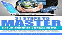 Ebook Social Media: Marketing: 31 Steps to Master Social-Media-Marketing: Simple Steps to