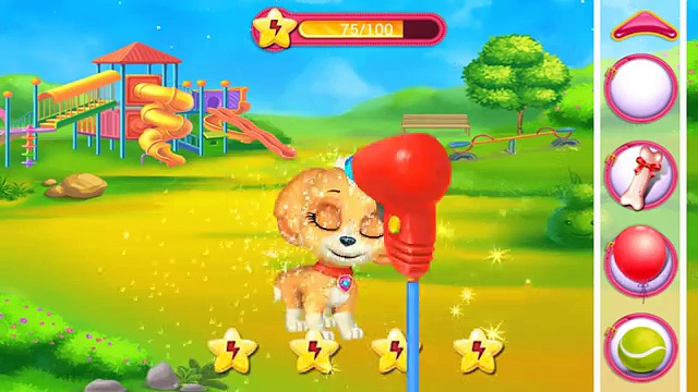 My Cute Little Pet 2 Puppy Care – Kids Learn To Care Cute Little Puppy Ep2
