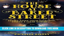 [PDF] The House at Baker Street (A Mrs Hudson and Mary Watson Investigation) Download Free
