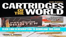 [Ebook] Cartridges of the World: A Complete and Illustrated Reference for Over 1500 Cartridges