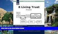 Big Deals  8 Living Trust Forms: Legal Self-Help Guide  Best Seller Books Best Seller