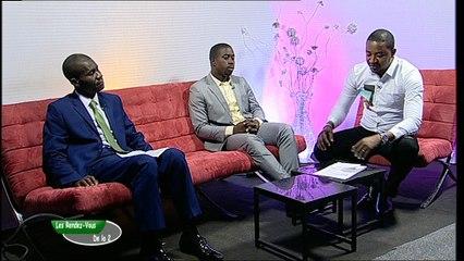 Les rendez vous de la RTI2 du 26 octobre 2016 avec Eric Sékongo partie1