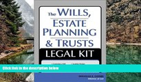 READ NOW  The Wills, Estate Planning and Trusts Legal Kit: Your Complete Legal Guide to Planning