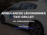 Ambulances Lédoniennes – VSL, Taxis, Ambulances à Lons-le-Saunier.