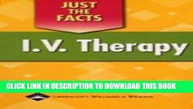 [READ] EBOOK Just the Facts: IV Therapy (Just the Facts Series) BEST COLLECTION