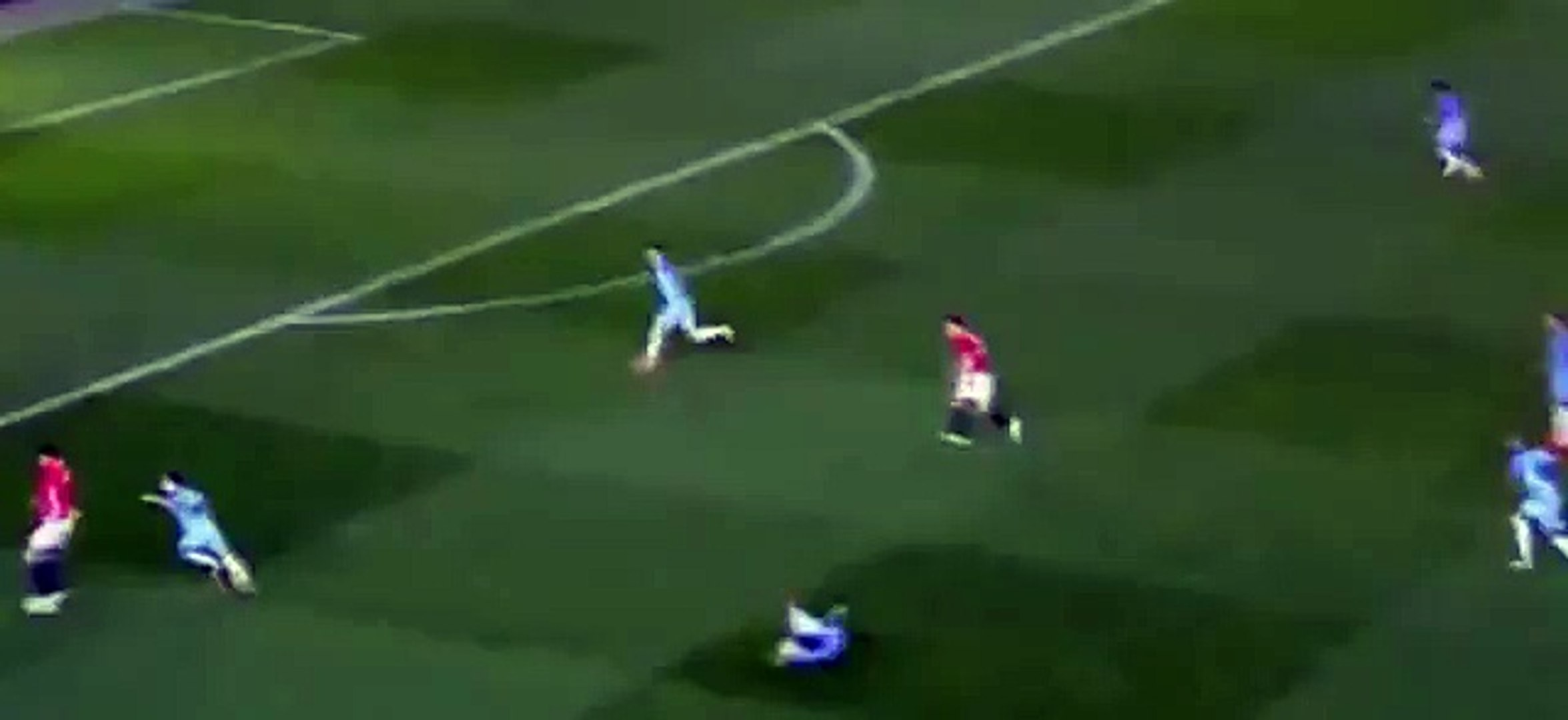 Juan Mata Goal - Manchester United vs Manchester City 1-0 (26_10_2016) -