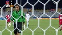 لأطول ركلة جزاء في تاريخ كرة القدم  للمنتخب التونسي